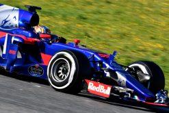 Foto Poster Carlos Sainz, F1 Toro Rosso Team 2017