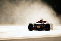 F1 Foto Poster van Max Verstappen, Red Bull Racing 2017