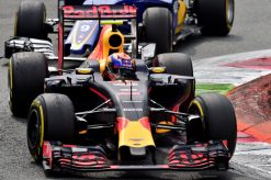 Foto Poster Max Verstappen, Red Bull Racing, F1 Grand Prix Italie 2016