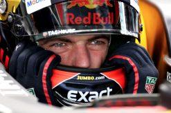 F1 Foto Poster van Max Verstappen tijdens de GP van Japan, Red Bull Racing 2017