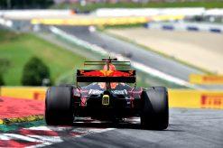 F1 Poster Daniel Ricciardo Red Bull Racing 2017