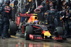 Foto Poster Max Verstappen, Red Bull Racing, F1 Grand Prix Brazilie 2016