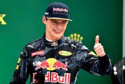 Foto Poster Max Verstappen, Red Bull Racing, F1 Grand Prix Brazilie 2016