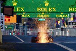 Foto Poster Max Verstappen, Red Bull Racing, F1 Grand Prix Baku 2016