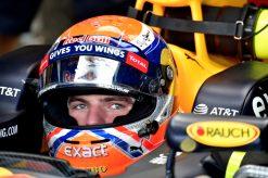 Foto Poster Max Verstappen, Red Bull Racing, F1 Grand Prix Amerika 2016