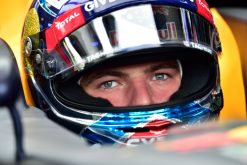 Foto Poster Max Verstappen, Red Bull Racing, F1 Grand Prix Hongarije 2016