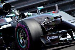 Foto Poster Nico Rosberg in Actie, F1 Mercedes Team 2016