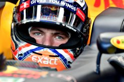 Foto Poster Max Verstappen, Red Bull Racing, F1 Grand Prix Belgie 2016