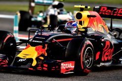 Foto Poster Max Verstappen, Red Bull Racing, F1 Grand Prix Abu Dhabi 2016