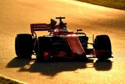 Foto Poster Stoffel Vandoorne, F1 McLaren Team 2017