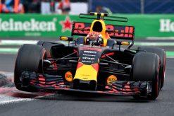 F1 Foto Poster Max Verstappen Red Bull Racing 2017