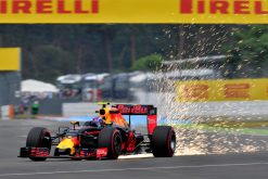 Foto Poster Max Verstappen, Red Bull Racing, F1 Grand Prix Duitsland 2016