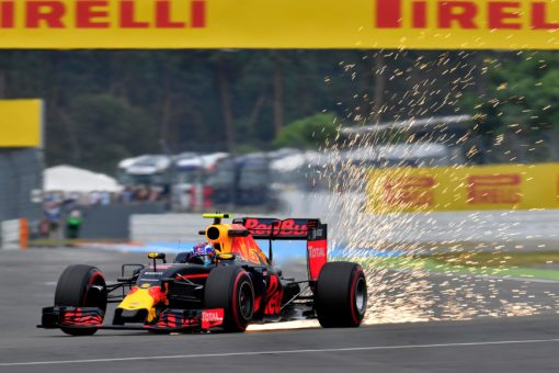 Foto Poster Max Verstappen, Red Bull Racing, F1 Grand Prix Duitsland 2016