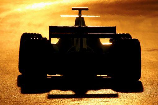 F1 Poster Sunset