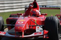 Schumacher - 2003