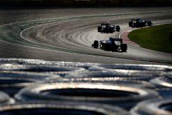 F1 Poster GP Japan met Sfeer Tegenlicht
