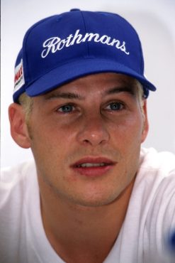 Foto Poster Jacques Villeneuve Portret, F1 Williams Team 1997