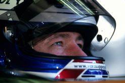 Foto Poster Jos Verstappen tijdens de GP van Canada, F1 Arrows Team 2000