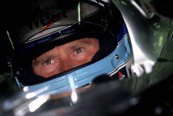 Foto Poster Mika Hakkinen tijdens de GP van Monaco, F1 McLaren Team 1999