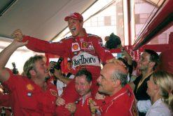 Schumacher - 2001