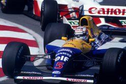 Mansell - 1992