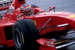 F1 Poster Michael Schumacher, Ferrari 1998