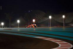 Kimi Raikkonen - Ferrari tijdens de Grand Prix van Abu-Dhabi 2015.