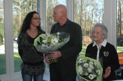 Gea en Peter van Egmond