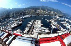 Oude Haven van Monaco