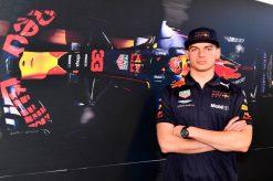 Max Verstappen Red Bull Racing 2018 als Poster