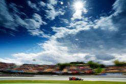 Max Verstappen Red Bull Racing GP Spanje 2018 als Poster