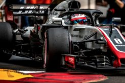 Grosjean - 2018