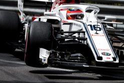 Charles Leclerc GP Monaco 2018