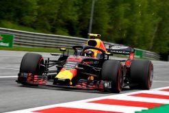Max Verstappen Red Bull Racing GP Oostenrijk 2018 als Poster