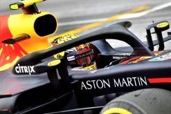 F1 Foto Poster Max Verstappen - Red Bull Racing in Actie tijdens de GP van Oostenrijk - Red Bull Ring Formule 1 Seizoen 2018