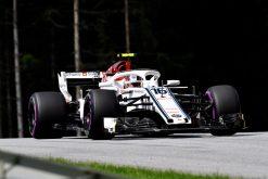 Charles Leclerc GP Oostenrijk 2018