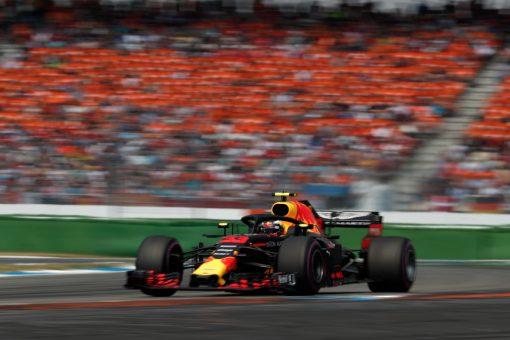 Max Verstappen, Red Bull Racing GP Duitsland 2018 als Poster