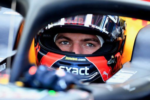 Max Verstappen, Red Bull Racing GP Hongarije 2018 als Poster