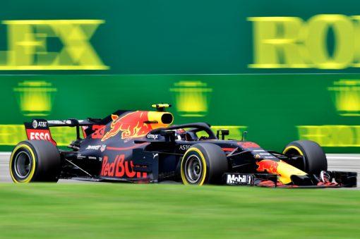 Max Verstappen, Red Bull Racing GP Italie als Poster