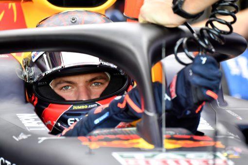 Max Verstappen, Red Bull Racing GP Singapore als Poster