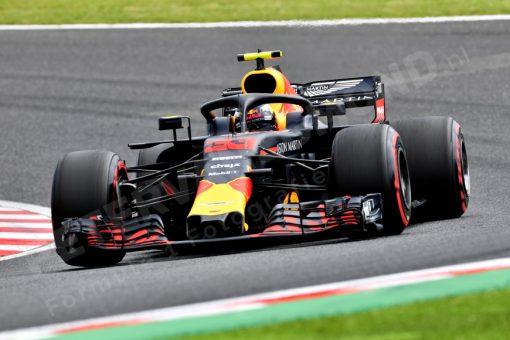 Max Verstappen, GP Japan 2018