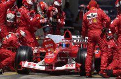 Barrichello - 2003