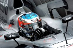 Kimi Raikkonen McLaren 2004