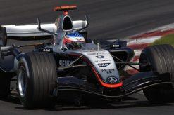 Kimi Raikkonen McLaren 2005