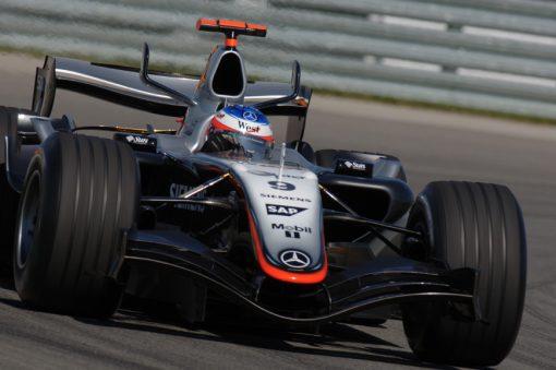 Kimi Raikkonen McLaren Amerika