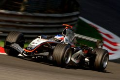 Kimi Raikkonen McLaren Monza