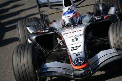 Kimi Raikkonen McLaren Belgie