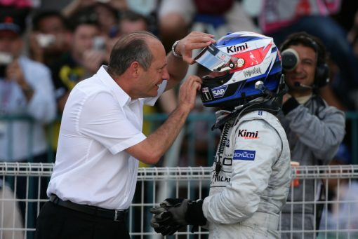Kimi Raikkonen McLaren Japan 2005