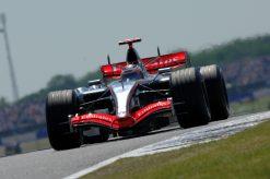 Kimi Raikkonen McLaren Engeland