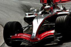 Kimi Raikkonen McLaren Monaco